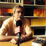 """Jaume Cabré w niedzielę w Trójkowej audycji """"Z najwyższej półki"""""""