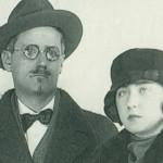 James Joyce uskarżał się na paparazzich
