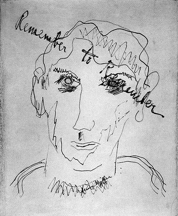 Henry-Miller-autoportret