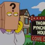 Thomas Pynchon nie chciał obrażać Homera Simpsona