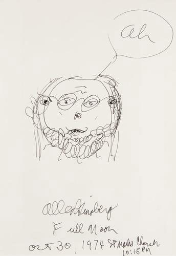 allen-ginsberg-autoportret
