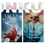 Wygraj pakiet czterech książek Jacka Komudy od wydawnictwa Fabryka Słów [ZAKOŃCZONY]