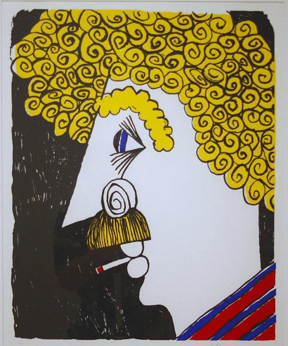 kurt-vonnegut-autoportret