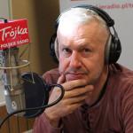 """Bogusław Linda czyta w Trójce """"Wschód"""" Andrzeja Stasiuka"""