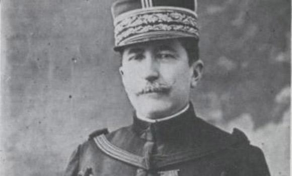 Pułkownik Georges Picquart.