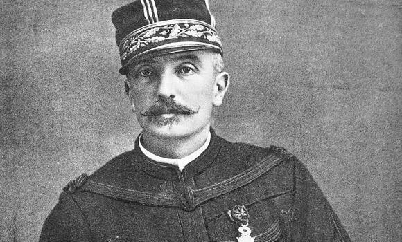 Generał Raoul le Mouton de Boisdeffre.