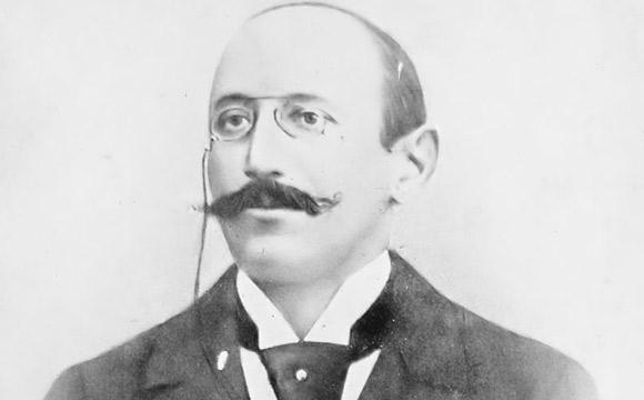 Podpułkownik Alfred Dreyfus.