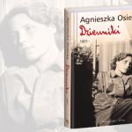 """Drugi tom """"Dzienników"""" Agnieszki Osieckiej już 7 października"""