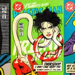 Ikony post punka i nowej fali jako komiksowi superbohaterowie