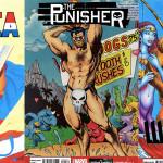 Superbohaterowie Marvela jako obiekty seksualne