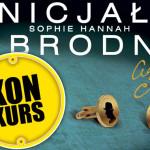 """Wygraj egzemplarze """"Inicjałów zbrodni"""" Sophie Hannah, czyli nowej powieści z Herkulesem Poirot! [ZAKOŃCZONY]"""