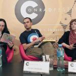 Jergović, Rejmer, Suchanow ? sobota na Festiwalu Conrada upłynęła pod znakiem wieloetniczności