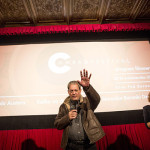 Hugo-Bader, Auster i Shehadeh ? wtorek na Festiwalu Conrada upłynął pod znakiem gór, kina i polityki