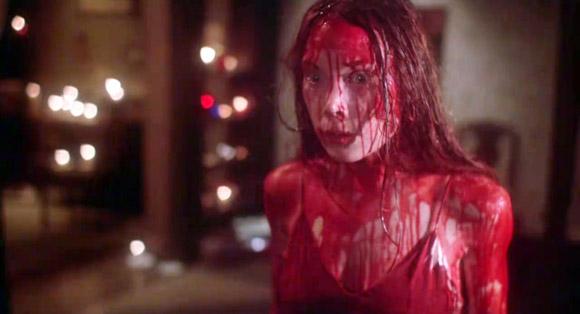Sissy Spacek jako Carrie w ekranizacji Briana De Palmy.