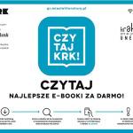 Mieszkańcy Krakowa po raz trzeci mogą przeczytać bezpłatnie e-booki