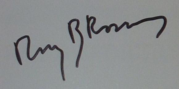 Bradbury-podpis