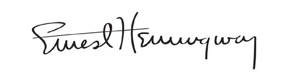 Hemingway-podpis