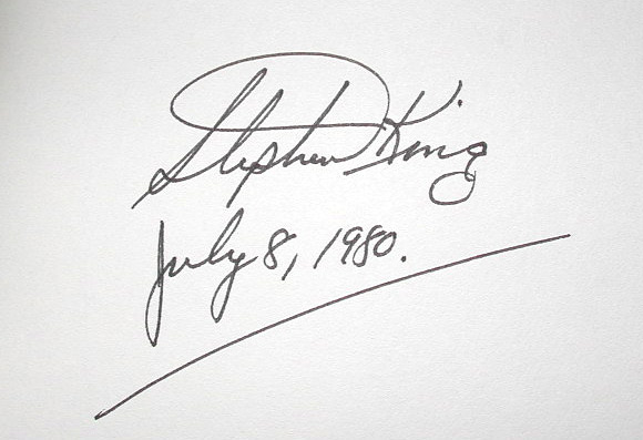 King-podpis