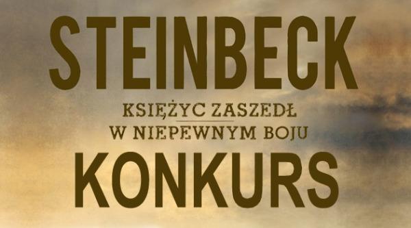 Steinbeck_Ksiezyc_konkurs