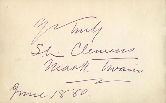 Twain-podpis