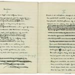 Odnaleziono notes Dylana Thomasa