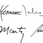 Podpisy słynnych pisarzy ? co nam mówią o nich samych?