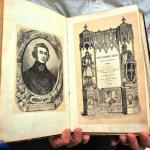Policjanci odzyskali skradzioną książkę Mickiewicza z 1851 roku