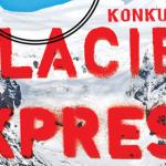 """Wygraj egzemplarze powieści """"Glacier Express ? 9.15"""" Janusza Majewskiego [ZAKOŃCZONY]"""