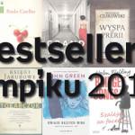 Które książki najlepiej sprzedawały się w Empiku? Oto pretendenci do Bestsellerów Empiku 2014 w dziedzinie literatury
