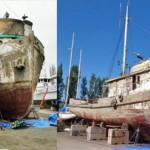 Łódź, na pokładzie której John Steinbeck podróżował po Morzu Cortéza, zostanie odrestaurowana