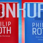 """Wygraj pakiety powieści Philipa Rotha """"Kompleks Portnoya"""" + """"Amerykańska sielanka"""" [ZAKOŃCZONY]"""