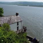 Rodzina Dylana Thomasa wygrała batalię o zatrzymanie budowy turbiny wiatrowej naprzeciwko domu poety