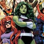 Marvel zapowiada żeński odpowiednik Avengers