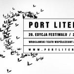 Jubileuszowy dwudziesty Port Literacki w kwietniu we Wrocławiu