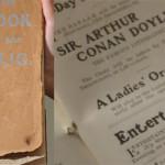 Odkryto drugi egzemplarz broszury zawierającej nieznane opowiadanie o Sherlocku Holmesie. Z autografem samego Doyle'a!