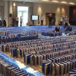 5 318 przewróconych książek ? tyle wynosi nowy rekord Guinnessa w książkowym domino!
