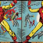 Realistyczne sylwetki popularnych superbohaterów komiksowych