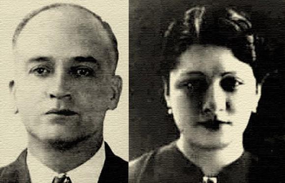Rodzice Maria Vargasa Llosy.