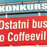 """Wygraj egzemplarze powieści """"Ostatni bus do Coffeeville"""" [ZAKOŃCZONY]"""