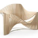 Zaprojektował krzesło inspirowane twórczością Paulo Coelho