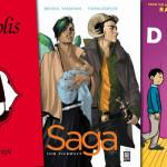 Trzy komiksy wśród najczęściej zakazywanych książek 2014 roku w USA