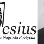 Jacek Podsiadło laureatem Silesiusa 2015 za całokształt twórczości!