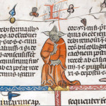Wizerunek Yody na XIV-wiecznym rękopisie?