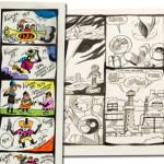 Galeria ulubionych bohaterów na czwartkowej Aukcji Komiksu i Ilustracji