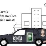 Katarzyna Bonda rusza w Polskę samochodem żywcem wyjętym ze swej nowej powieści. Będzie rozdawać książki