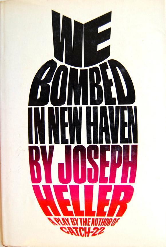"""Joseph Heller """"Bombardowaliśmy New Haven"""""""