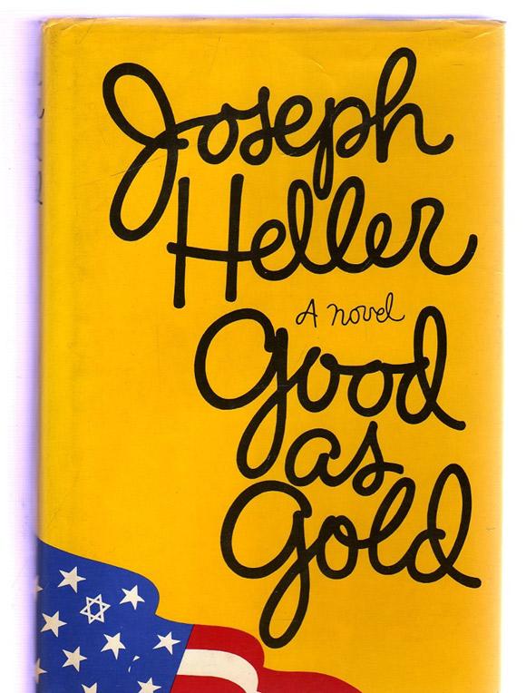 "Joseph Heller ""Gold jak złoto"""
