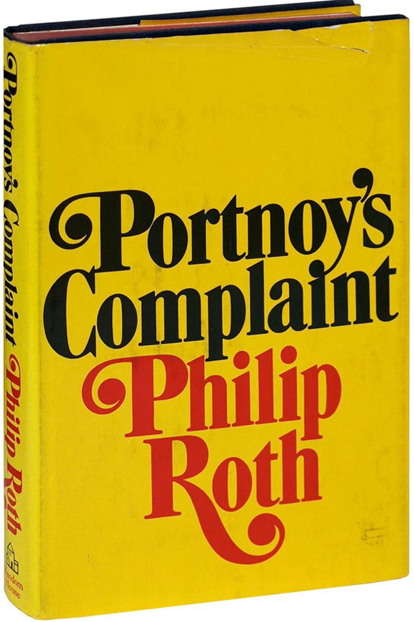 "Philip Roth ""Kompleks Portnoya"""