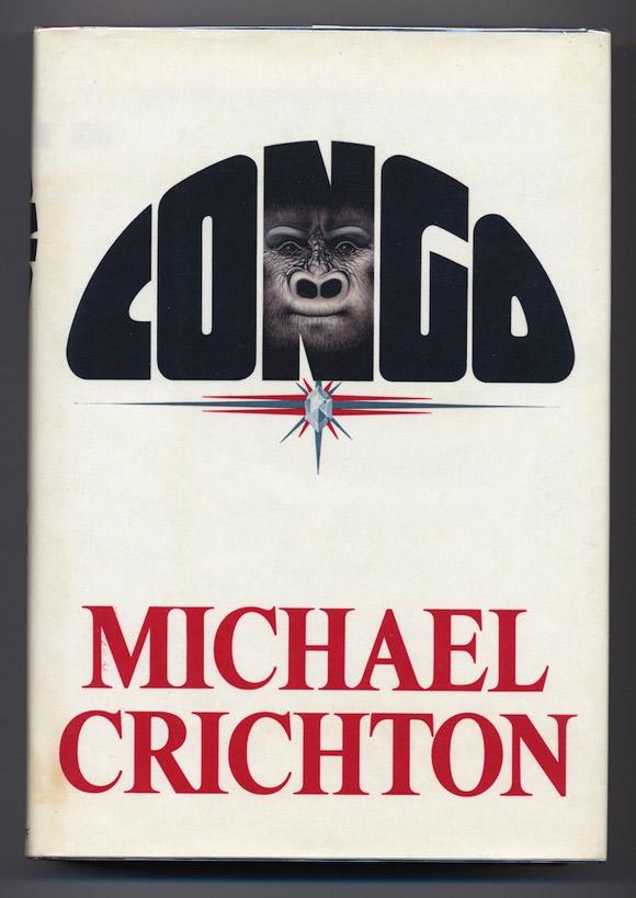 "Michael Crichton ""Kongo"""