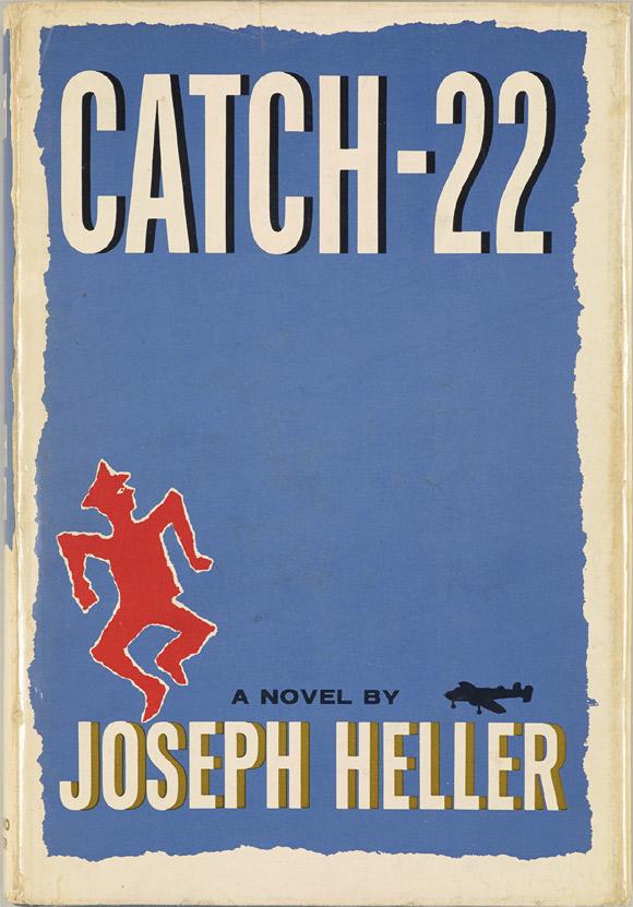 "Joseph Heller ""Paragraf 22"""